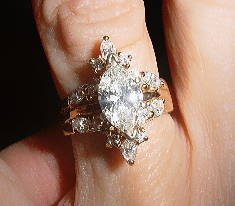 Choose an Engagement Ring to Suit Your Hand  VisiHow