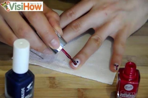 Freehand Nail Art Designs For Beginners 4 Wedding