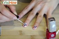 Make Freehand Nail Art Flower Designs for Beginners - VisiHow