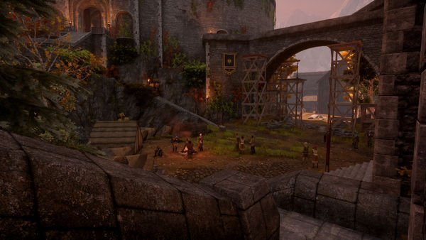 Understand Skyhold In Dragon Age Inquisition Visihow