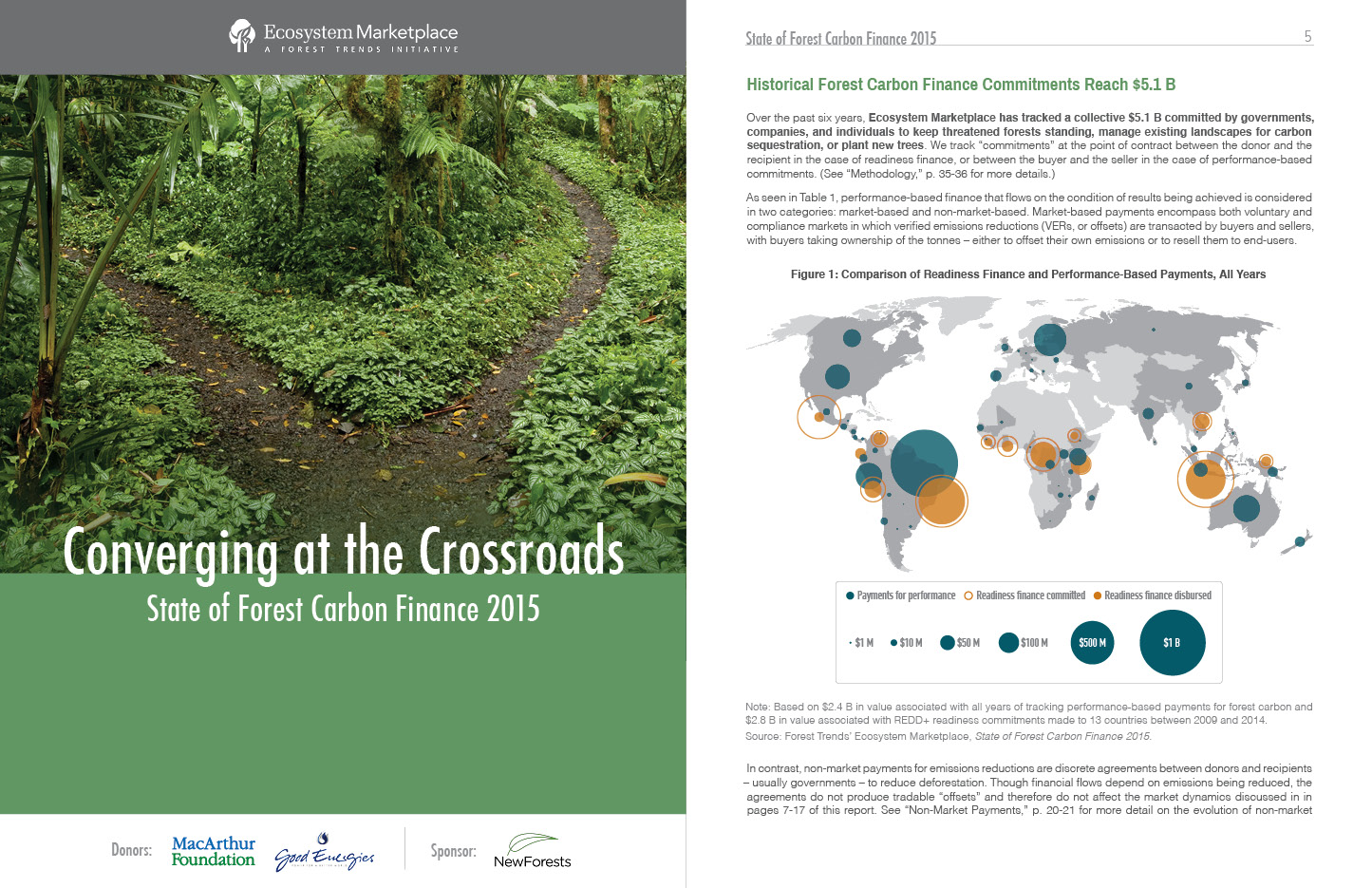 State of Forest Carbon Markets 2015
