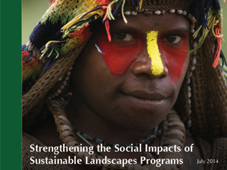 Strengthening the Social Impacts of Sustainable Landscape Programs