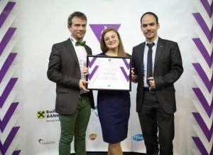 Vișinel Costel Balan este Voluntarul Anului 2013 în domeniul Tineret!