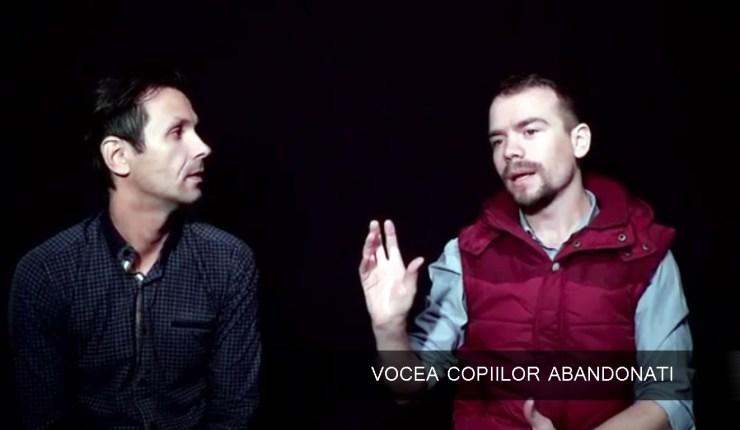 VOCEA COPIILOR ABANDONAȚI cu Constantin Căldăraru