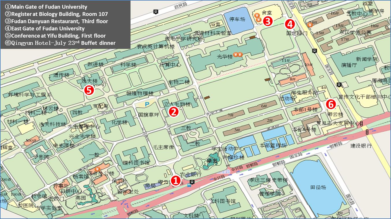 Bentley University Campus Map Buildings