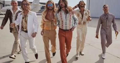 Foo Fighters Dee Gees Bee Gees Vision Art NEWS