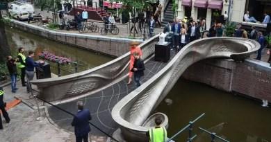 010170210716 ponte 3d robos MX3D 7 Vision Art NEWS