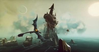 Falconeer Warrior Edition Trailer Lancamento Vision Art NEWS