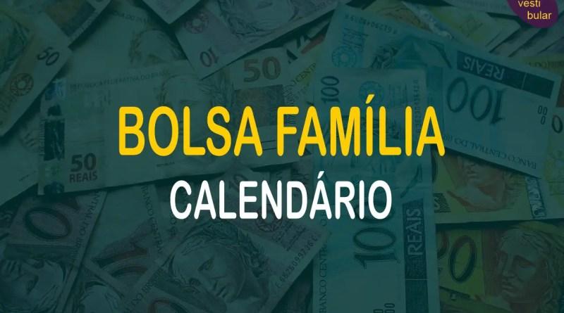 calendario bolsa familia 2021 blogdovestibular Vision Art NEWS