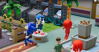 two point hospital crossover sonic Vision Art NEWS
