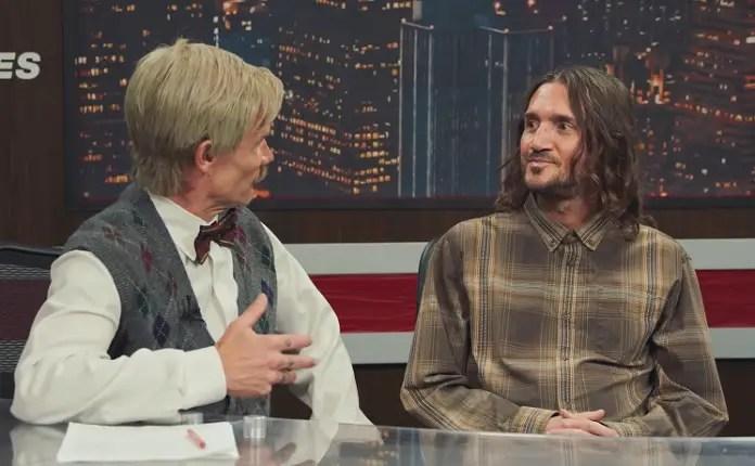 Flea John Frusciante Red Hot Chili Peppers Vision Art NEWS