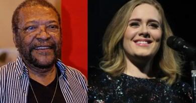Martinho da Vila e Adele que loucura ne Vision Art NEWS