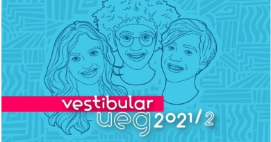 Vestibular UEG 2021.2 Vision Art NEWS