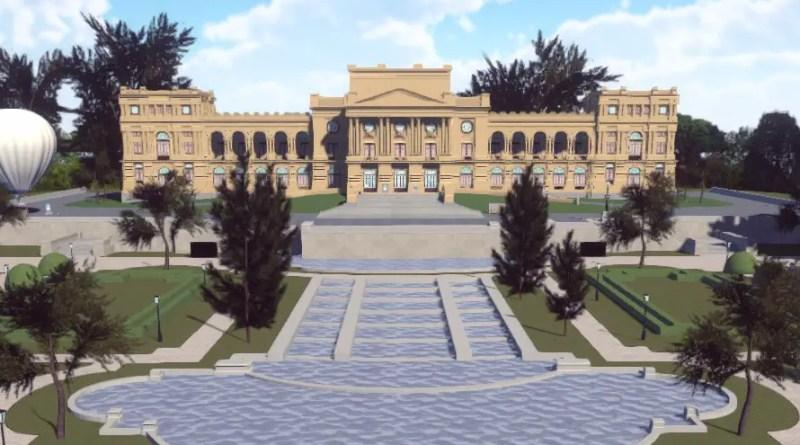 museu ipiranga game mid Vision Art NEWS
