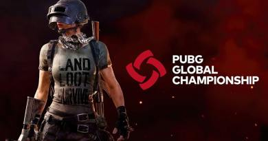 pubg global championship Vision Art NEWS