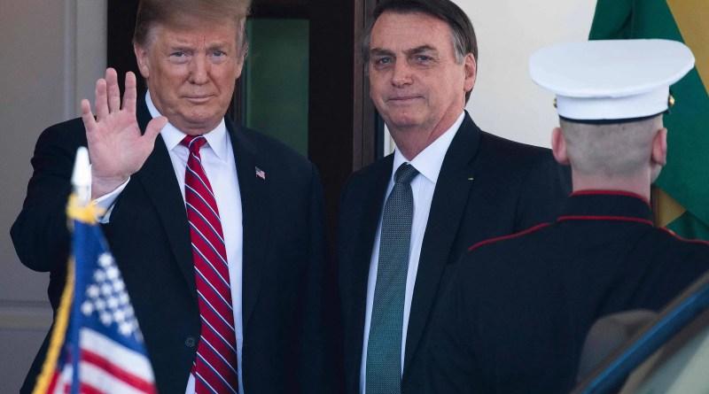 Trump exalta Bolsonaro em dia de pedido de indiciamento pela CPI da Covid – 26/10/2021 – Mundo