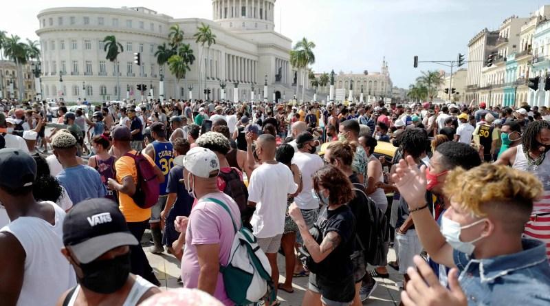 Cuba condena manifestante que participou de atos de julho a 10 anos de prisão – 23/10/2021 – Mundo