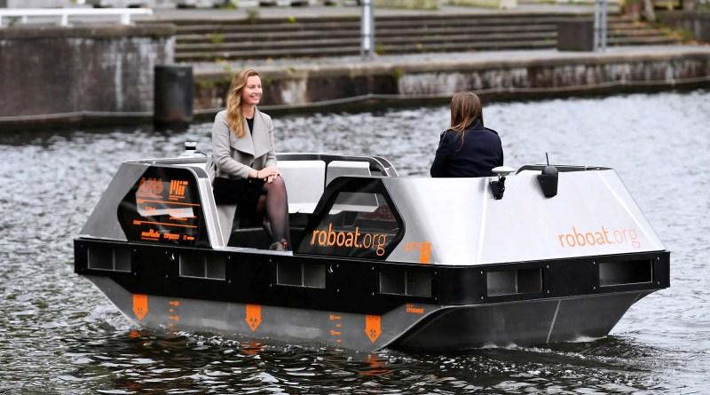 Barcos autônomos estão prontos para teste nos canais de Amsterdã – 27/10/2021 – Tec
