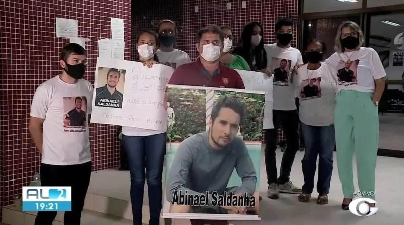 Júri condena os quatro acusados da morte de Abinael Saldanha | Alagoas