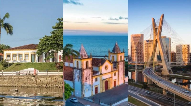 Cidades mais antigas do Brasil Vision Art NEWS