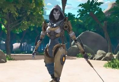 apex legends fuga novo mapa Vision Art NEWS