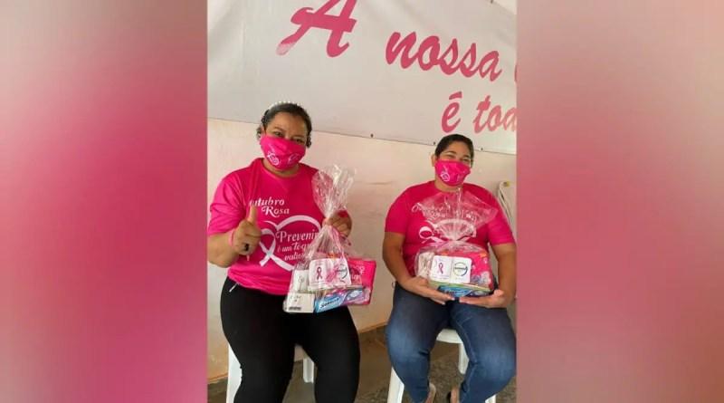 Em Santarém, Casa Rosa recebe doação de carne e kits de higiene íntima | Santarém e Região