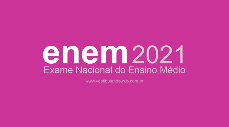 enem 2021 vestibulandoweb Vision Art NEWS