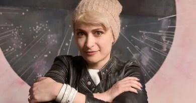 halyna hutchins em 28 de janeiro de 2019 Vision Art NEWS