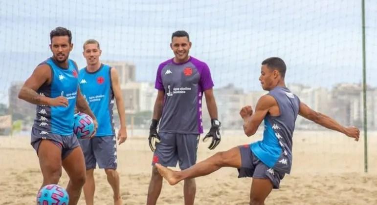 Mundialito de Beach Soccer é antecipado por causa da Covid-19 em Moscou; Vasco estreia nesta terça – Esportes