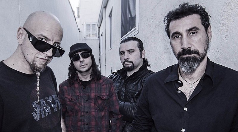 System of a Down adia shows após Serj Tankian testar positivo para covid-19
