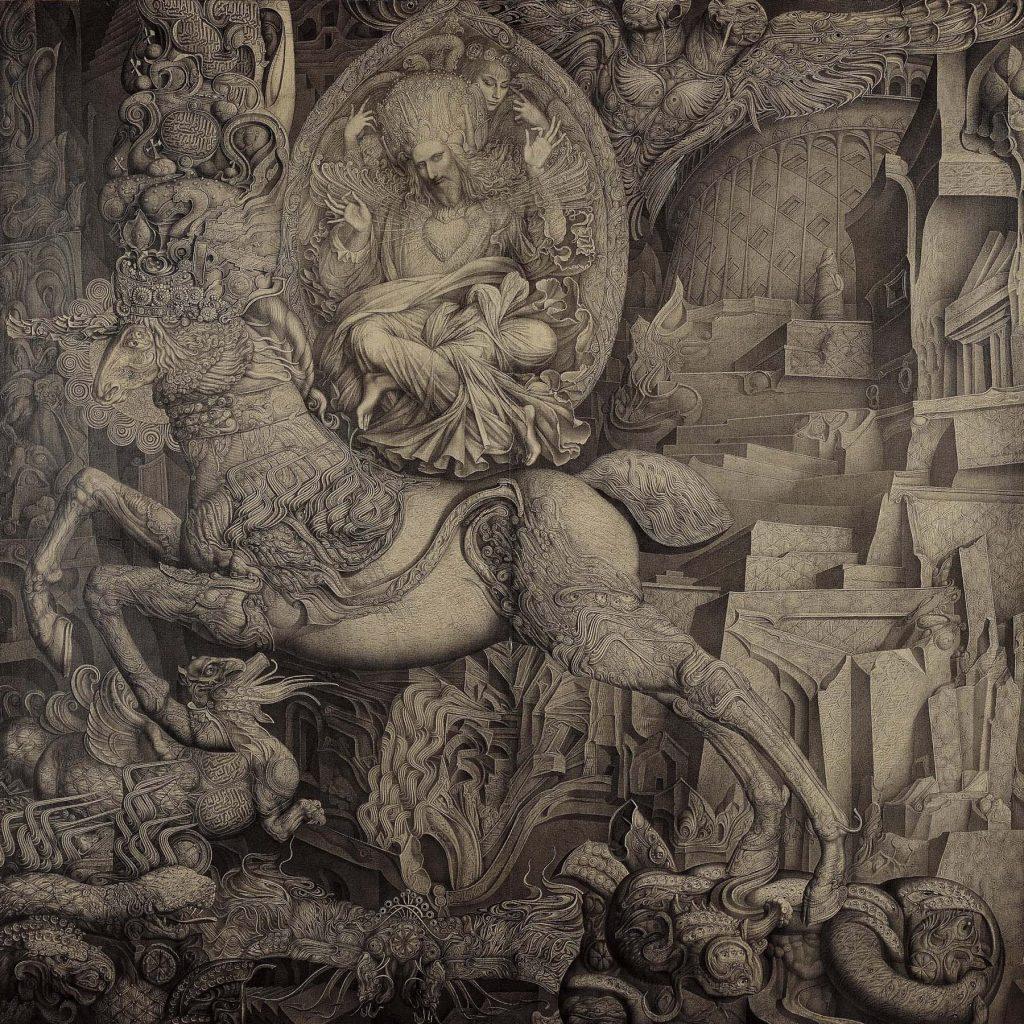 Ernst Fuchs the Triumph of Christ