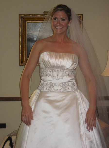 Dr Emily McCulloh - the Beautiful Bride on Her Special Day