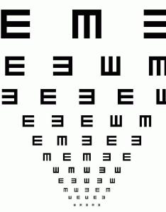 Tumbling  eye chart also charts for children visionary eyecare   blog the journal rh visionaryeyecare wordpress