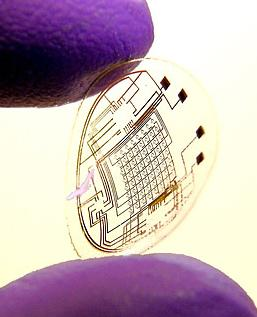 Bionic Contact Lens - University of Washington