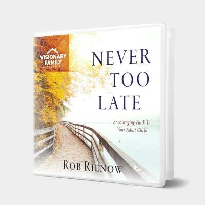 Never Too Late DVD Bible Study