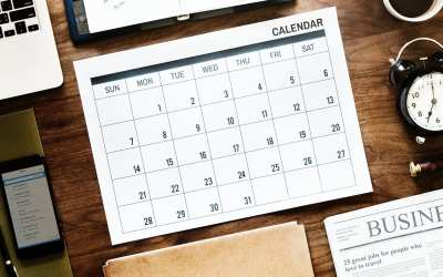 What Fills Your Family Calendar