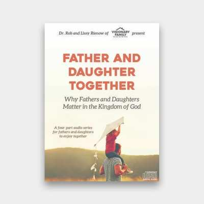 Father & Daughter Together CD Set or Digital Download