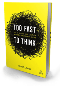 Too Fast To Think Chris Lewis: infobesity