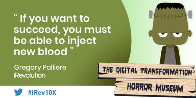 Digital Transformation failure is not an option