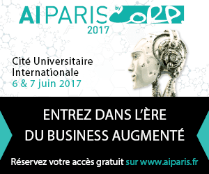 Visionary Marketing est partenaire d'AI Paris 2017