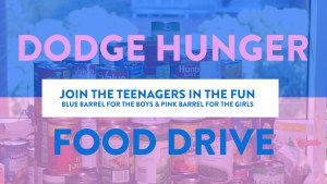 Dodge Hunger Food Drive