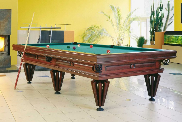 Poisedon Deco Pool table copy