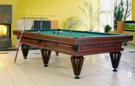 Russian Pyramid Billiard table Poseidon by Vision Billiards