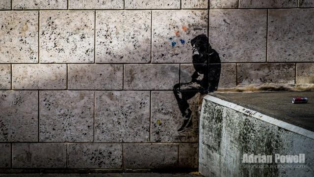 A new Banksy?