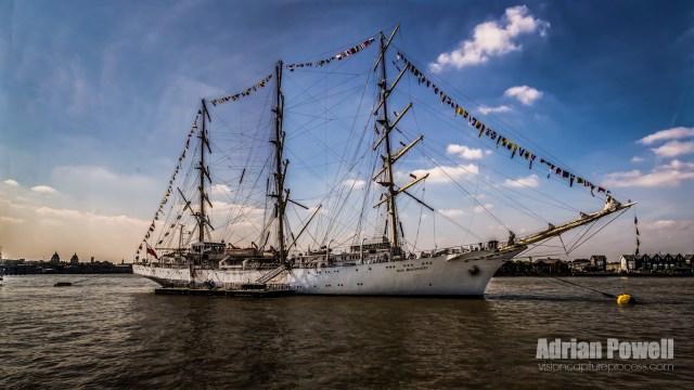 Dar Młodzieży - Tall Ship
