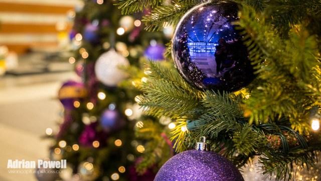 ChristmasDecorations2014 - Canary Wharf, London