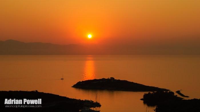 Paxos Sunrise