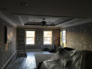 Spackle Repairs in Mendham, NJ