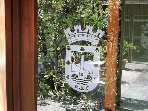 2136 lamina decorativa logotipo