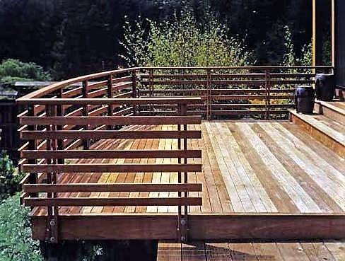 2205 Remodelacion terraza madera